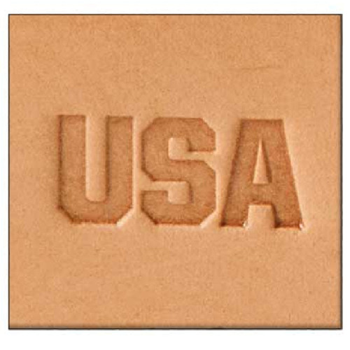 USA Leather Stamp