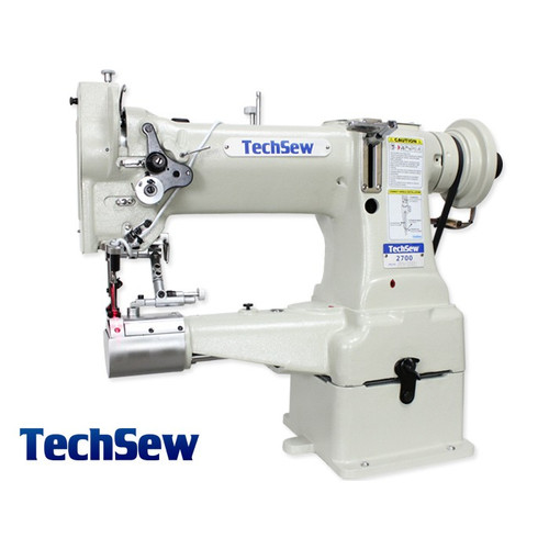 Techsew 2700 Pro Light & Medium Leather Industrial Sewing Machine