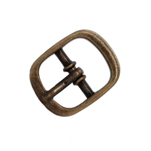 """Heel Bar Buckle Antique Nickel 1-1//4/"""" 1652-21"""