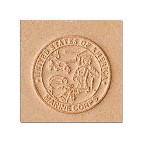 Marine Corps 3-D Stamp