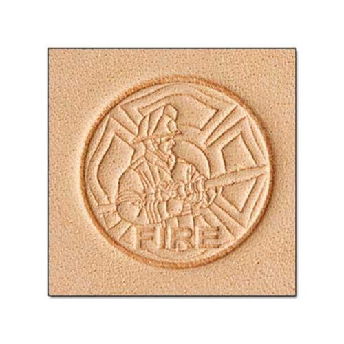 Fire 3-D Stamp 8462-00