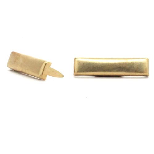Brass Nail Head Spot Long
