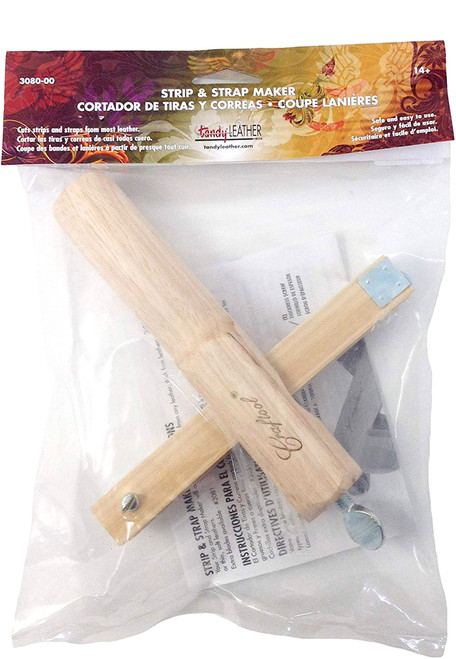 Leather Strip and Strap Cutter  Carton