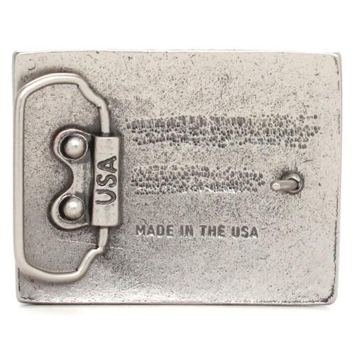 Celtic Trophy Belt Buckle Antique Nickel Back