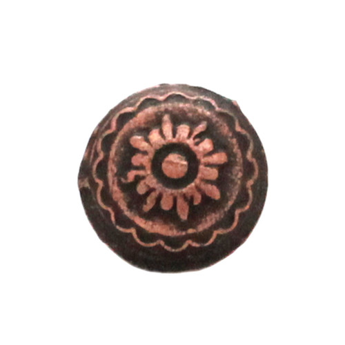Santa Fe Sun Concho Copper Plated Front