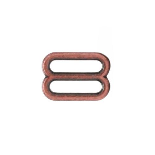 Strap Slide Adjuster 3-4 Inch Antique Copper