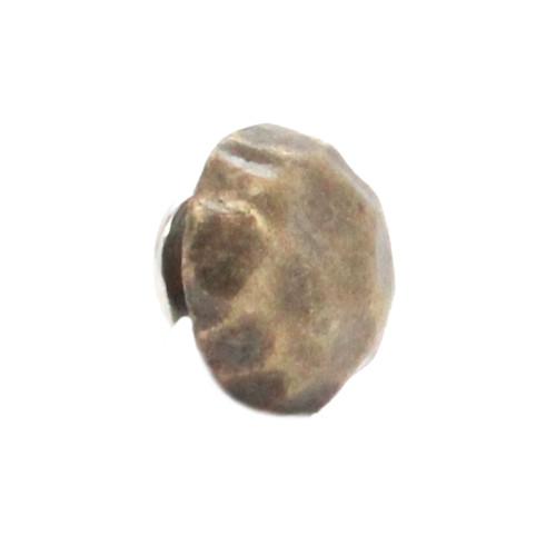 "Dome Concho Antique Brass 3/4"" Angle"