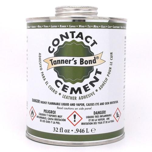 Tanners Bond Contact Cement 1 Quart