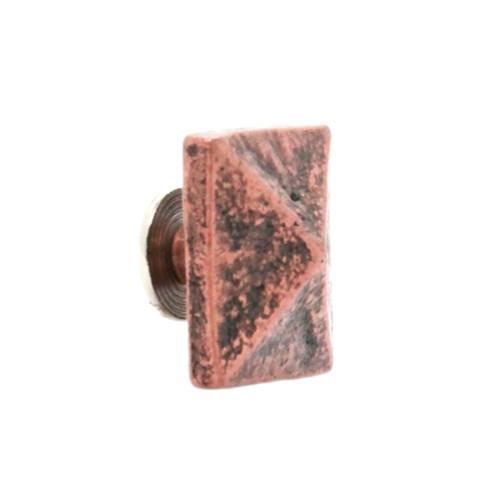 """Pyramid Concho Antique Copper 3/4"""" Angle"""