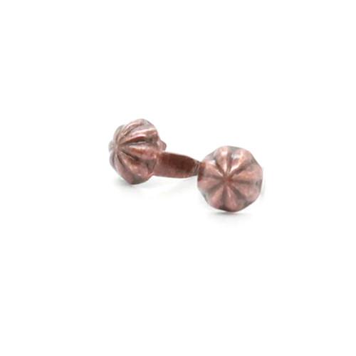 """Parachute Nailhead Spot Antique Copper 3/16"""""""