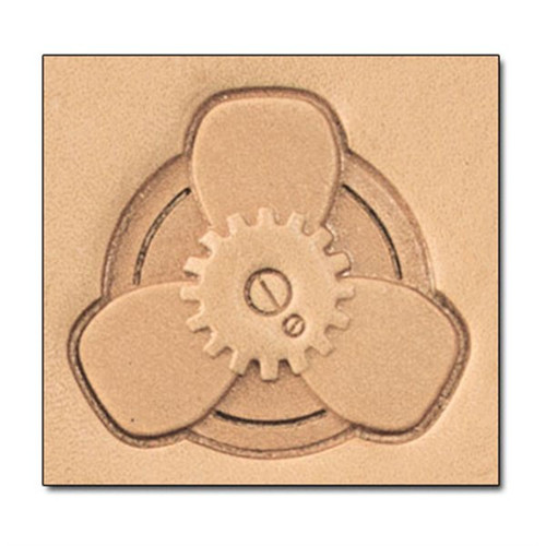 3-D Prop Stamp