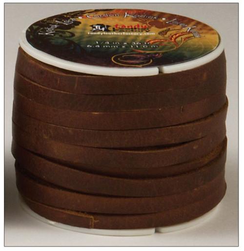 """Dark Brown Kodiak 1/4"""" 5076-02"""