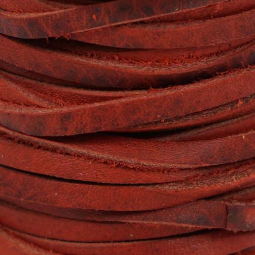 """Red Kodiak Lace 5/32"""" x 50 ft. (4.0 mm x 15.2 M)"""