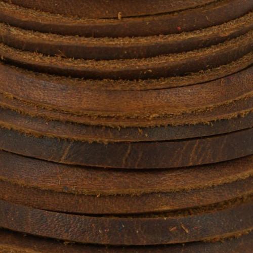 "Caramel Kodiak Lace 5/32"" x 50 ft. (4.0 mm x 15.2 M) 5075-09"
