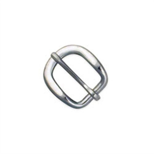 "Stainless Steel Strap Buckle 1/2"" 1529-01"