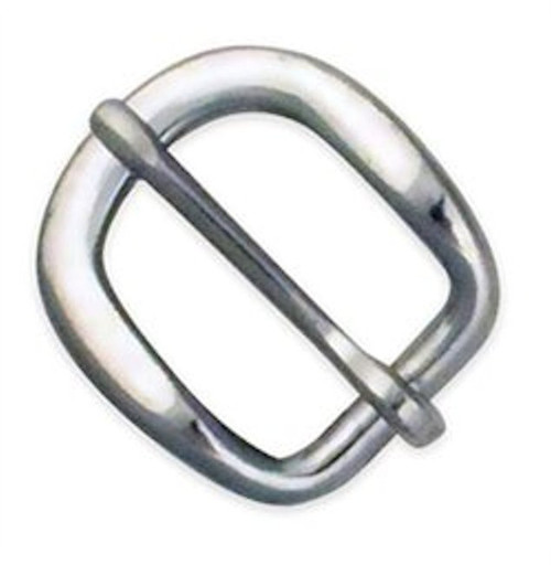 "Stainless Steel Strap Buckle 1"" (2.5 cm) 1529-04"