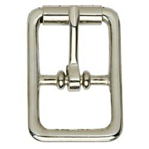 Center Bar Roller Buckle 5/8""