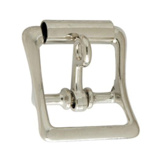 "All Purpose Nickel-Plated Roller Buckle W/Lock 3/4"" 1539-10"