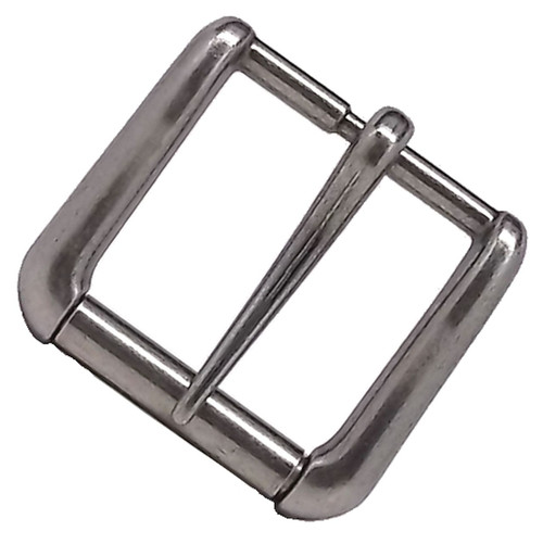 Napa Roller Belt Buckle Antique Nickel