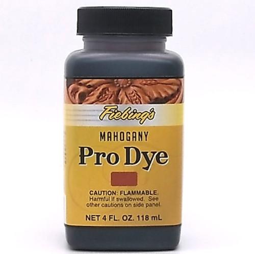 Mahogany Pro Dye 4 oz