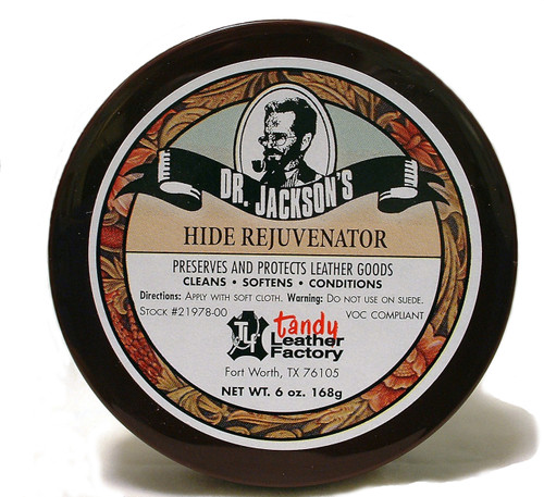 Dr. Jackson's Hide Rejuvenator 6 oz. Jar
