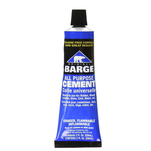 Barge All Purpose Cement 2 oz  Front