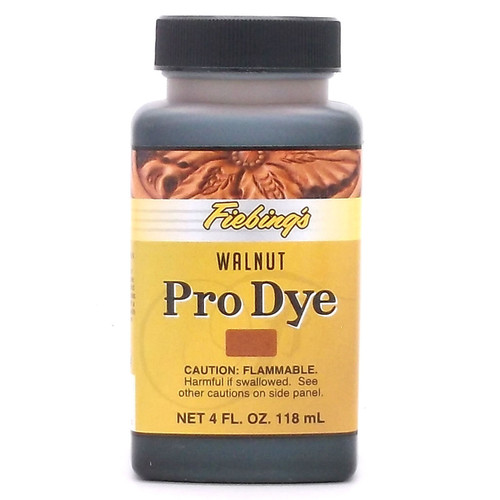 Oil Dye Walnut 4 oz