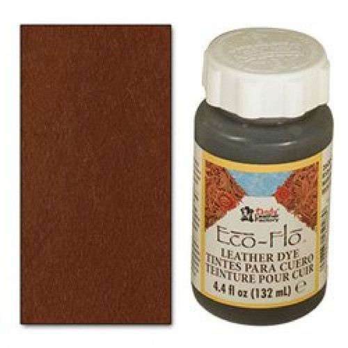 Brown Eco-Flo Leather Dye