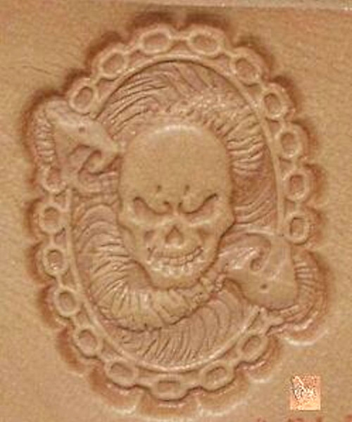 Owl 3D Stamp 8678-00 by Tandy Leather