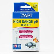High Range pH Test Kit (160 Tests) - API