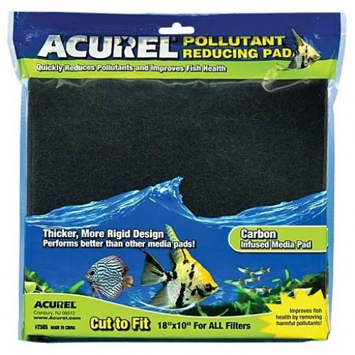 Ammonia Remover Infused Aquarium Pad Set of 2