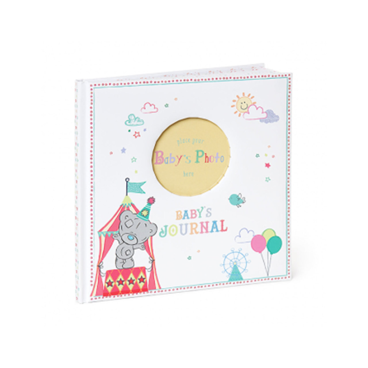 Tiny Tatty Teddy Me to You Babys First Christmas Journal