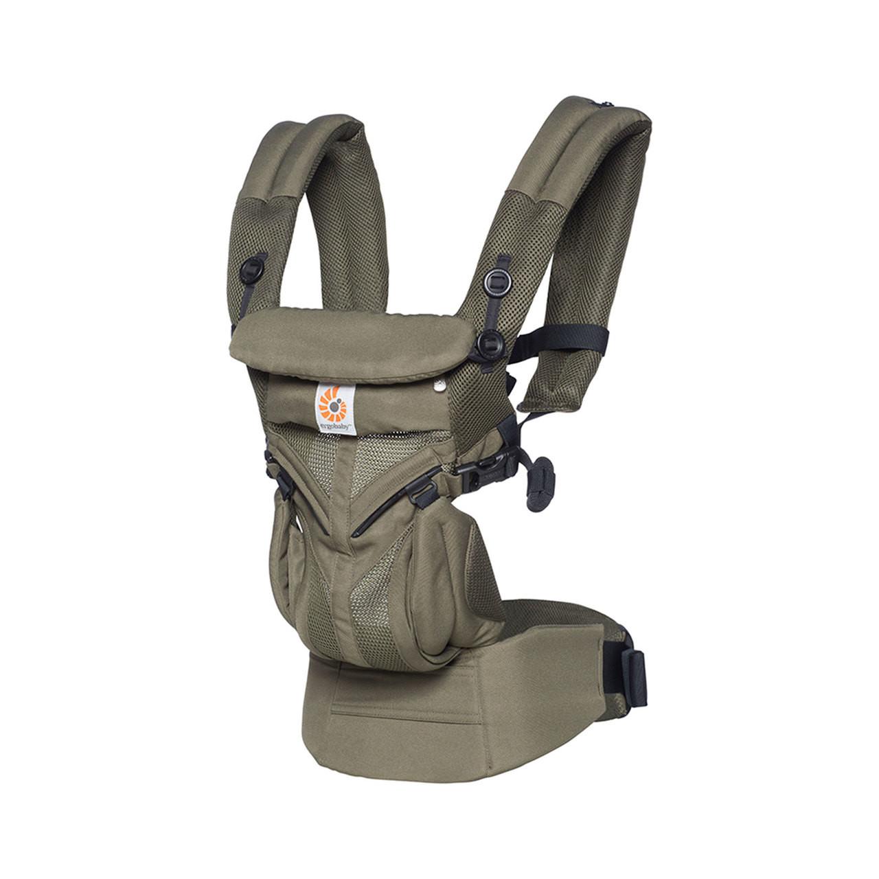 ea4dea05639 Buy Ergobaby Omni 360 Cool Air Mesh Baby Carrier Khaki Green
