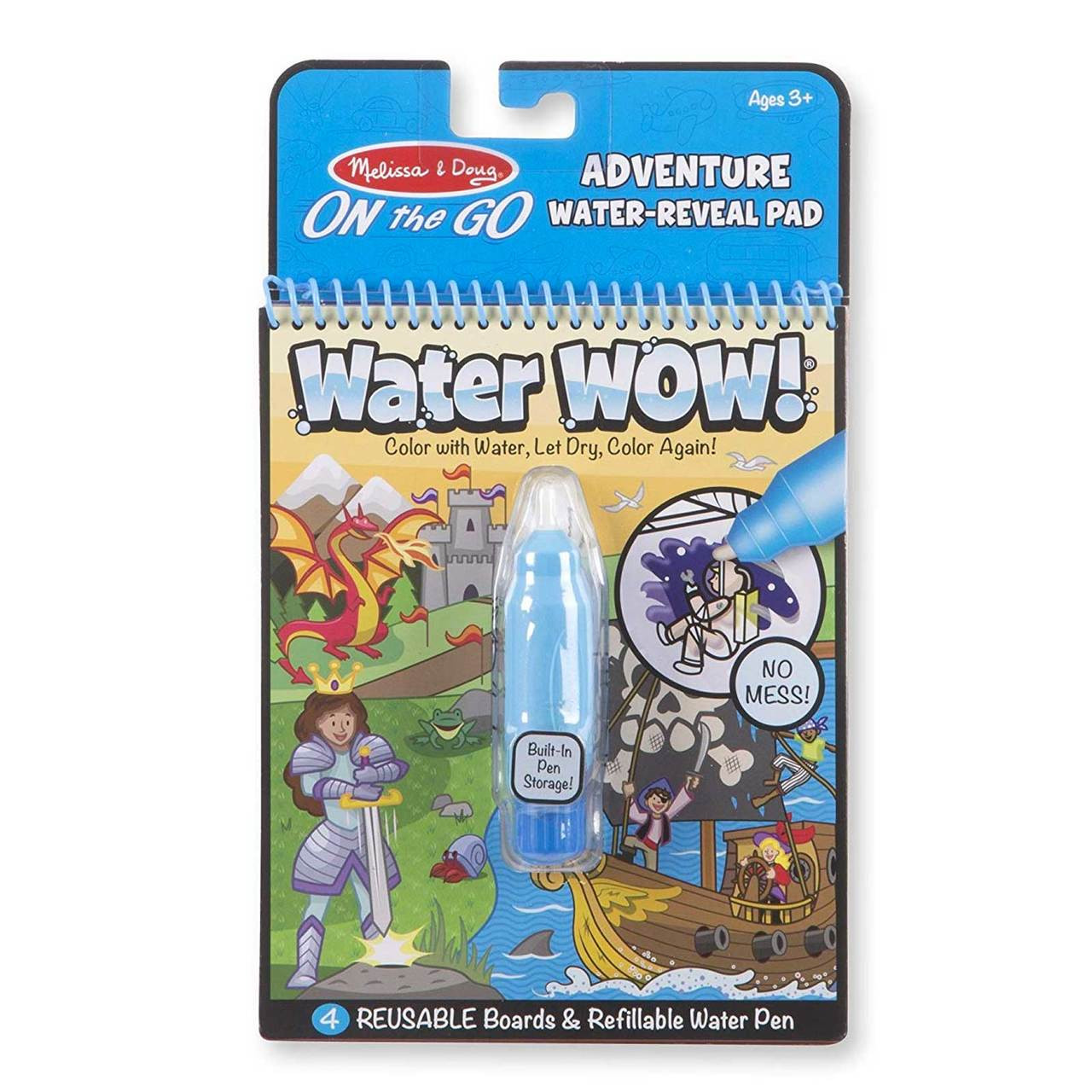 Water Wow! Water Reveal Pad - Adventure
