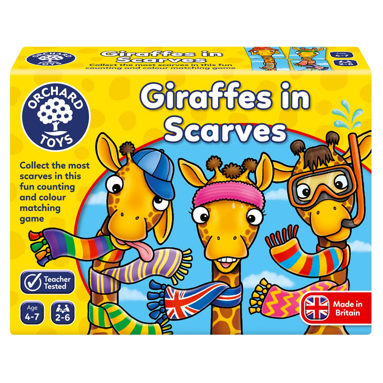 Orchard Toys Where Do I Live Game Kids Games Modern Manufacture Be the first to review this product. fabrica moises