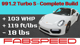991.2 Turbo S | IN THE SHOP