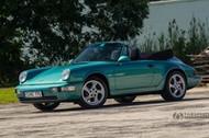 IN THE SHOP | Porsche 964 Carrera 4 Cabriolet
