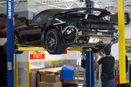 IN THE SHOP | Porsche 991 Turbo Performance Package