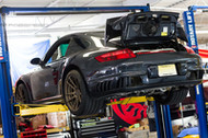 IN THE SHOP | Porsche 997 GT2