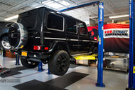 IN THE SHOP | Mercedes Benz G63 AMG with ADV.1 Wheels