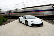 Lamborghini Huracan Custom Exhaust Install & Driving | Fabspeed Motorsport