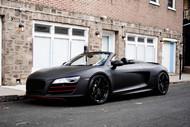 Audi R8 V10: Complete Transformation   Fabspeed Motorsport