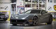 DEVELOPMENT   Ferrari F12 Berlinetta