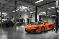 IN THE SHOP | McLaren 650S