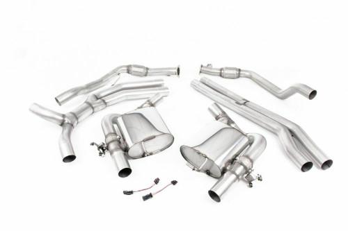 MillTek Audi RS5  B9 2.9 V6 Turbo Sportback (OPF/GPF Models) (2019-2021)  CX-back