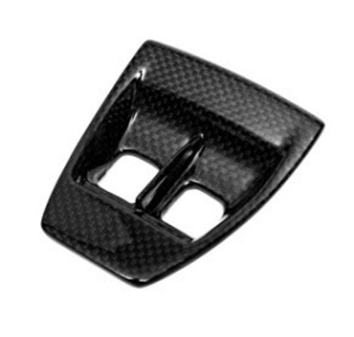 458 Start Plate Center console, Spider Control Plate