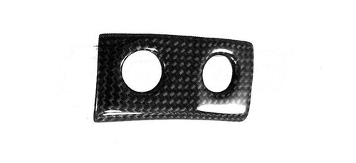 458 Center Console Panles Switch Plate 2 Hole