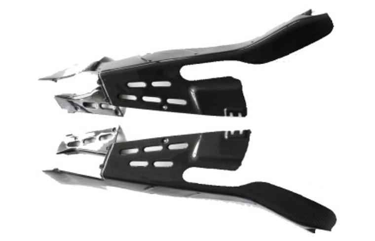 OEM SPIDER Engine Bay Panels