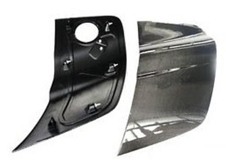 R8 V10 Side Blades