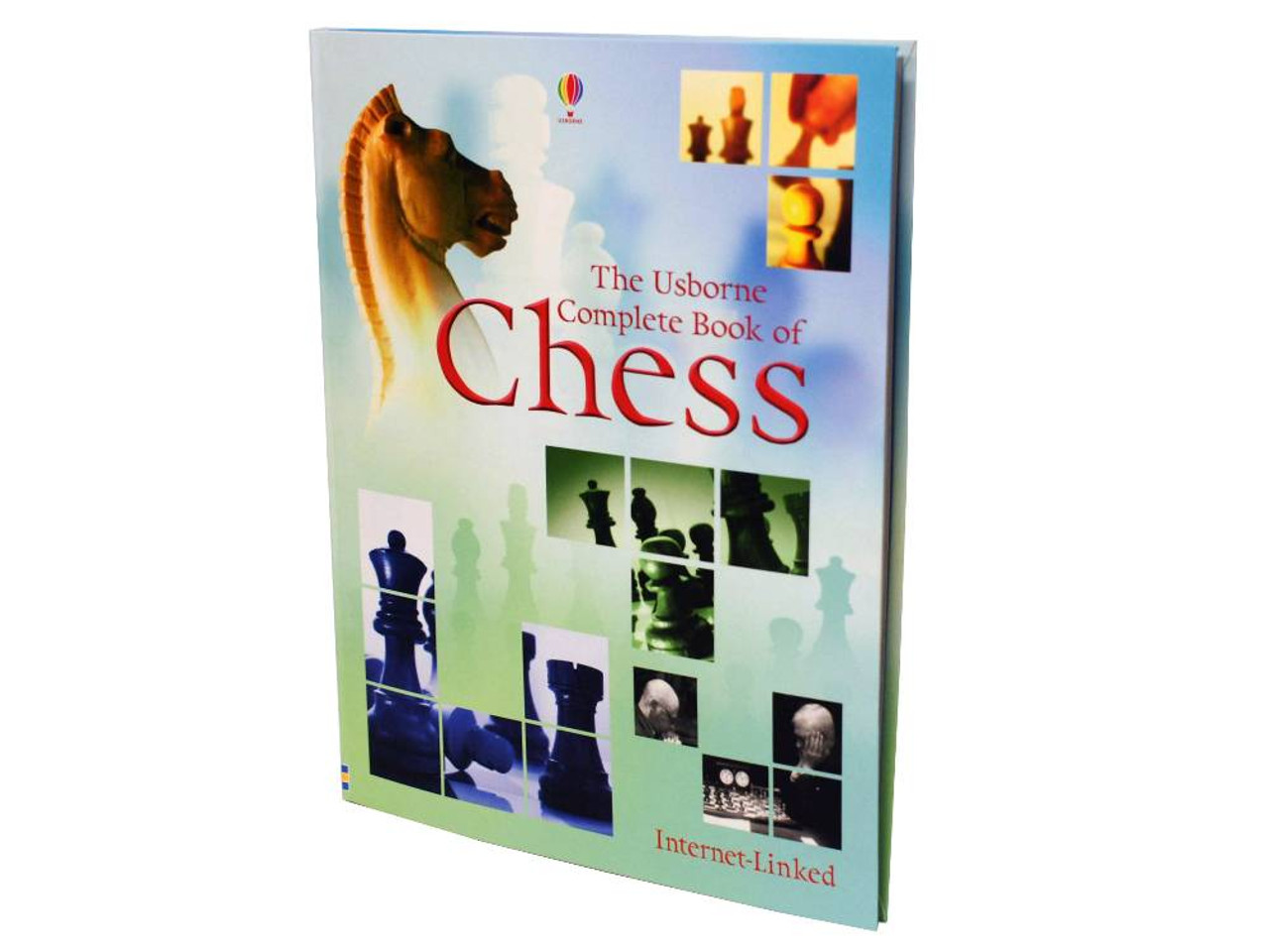 The Usborne Complete Book of Chess (KU253)